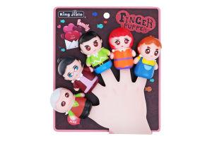 Игрушка Пальчиковый кукольный театр GSB5742