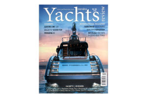 Журнал Yachts Review 1шт