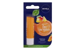 Бальзам для губ Tropical mango Nivea 4.8г