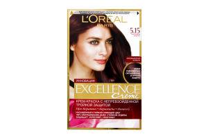 Крем-фарба для волосся Excellence Морозний каштан №5.15 L'Orеal