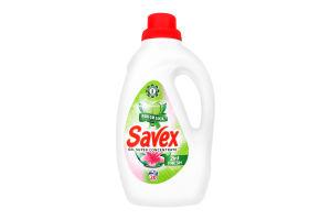 Savex Конд. Засіб д/авт./руч. прання PowerZyme 2in1 Fresh 1,1 л