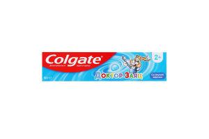 Паста зубная для детей от 2лет Жвачка Доктор Заяц Colgate 50мл