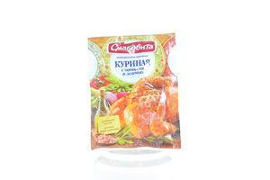 Приправа Куриная с овощами и зеленью Смаковита м/у 90г