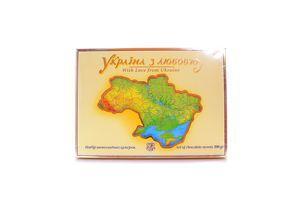 Конфеты Украины с любовью ЖЛ 390г