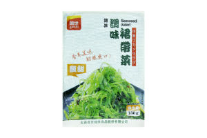 Салат з маринованих водоростей Чука Вакаме 150г