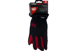 True Grip High Performance Utility Gloves Large