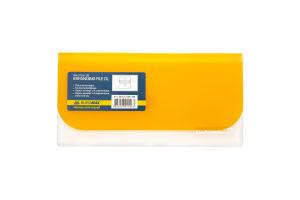 Папка-конверт BuroMax DL лип.4від.ас.