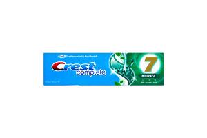 Паста зубная Crest Complete Mouthwash mint