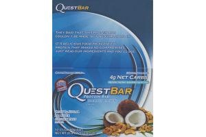 QuestBar Protein Bar Coconut Cashew