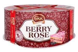 Торт Berry Rose БКК 850г