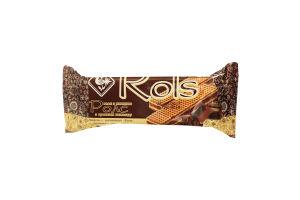 Вафли Zhytomir Ролс с ароматом шоколада