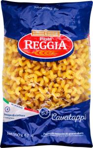 Макаронные изделия Cavatappi 63 Pasta Reggia м/у 500г