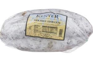 Kenye'r Old World Artisian Breads Holiday Stollen