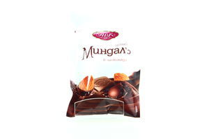 Драже АВК Мигдаль цілий в шоколаді 45г