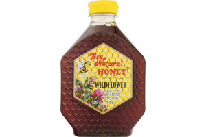 Bee Natural Honey, Wildflower