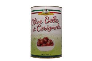Оливки BellaContadinaBella deCerignola крас(сырье)