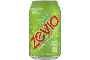 Zevia Zero Calorie Soda Mountain Zevia