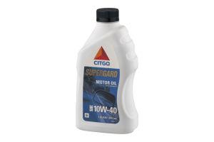 Citgo Supergard Motor Oil 10W-40