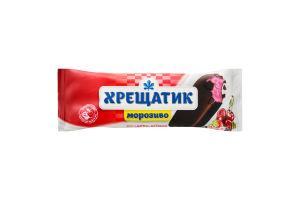 Мороженое плодово-ягодное в кондитерской глазури Хрещатик м/у 80г