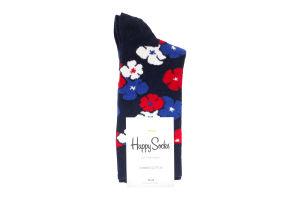Носки женские Happy Socks №KIM01-6000 36-40 разноцветные