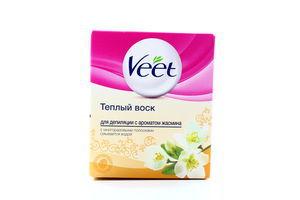 Воск для депиляции с ароматом жасмина Veet 250мл