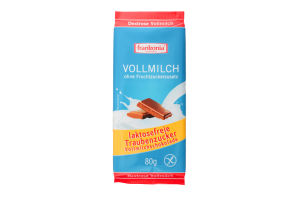 Шоколад молочний Vollmilch Frankonia м/у 80г