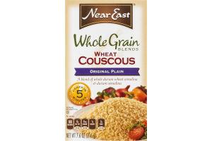 Near East Whole Grain Wheat Couscous Original Plain