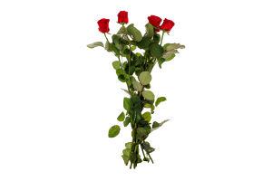 Роза срез 50см Престиж А-Ф 5шт