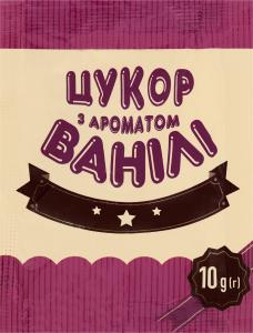 Сахар с ароматом ванили
