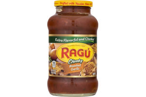 Ragu Chunky Sauce Roasted Garlic