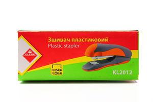 Зшивач Klerk пластиковий на 30 арк. KL2012