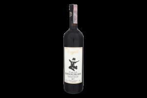 Вино 0.75л 11.5% червоне напівсолодке Хванчкара Bugeuli пл