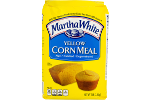 Martha White Yellow Corn Meal
