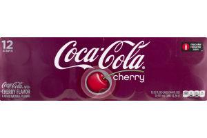 Coca-Cola Cherry - 12 CT