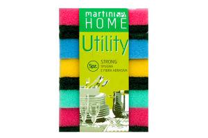Губки д/мытья посуды Martini SPA HomeUtility