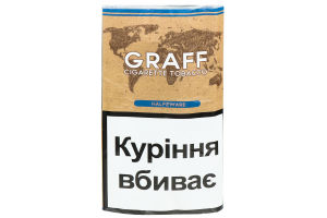 Табак сигаретный Halfzware Graff 30г