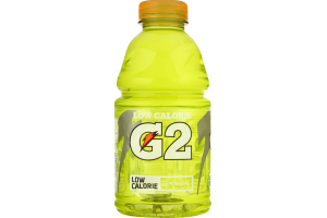 Gatorade G2 Thirst Quencher Low Calorie Lemon-Lime