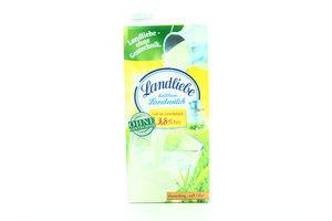 Молоко 3.8% ультрапастеризованное Landleibe т/п 1л