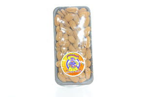 Миндаль соленый жареный Natex Nuts 120г