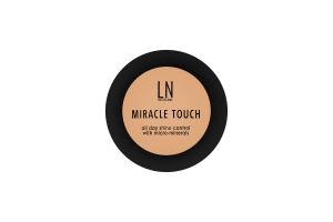 Пудра компактная Miracle Touch №201 LN Professional 12г