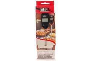 Термометр карманный Weber цифровой 6750