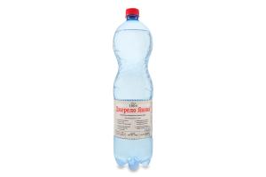 Вода мінеральна лікувально-столова слабогазована Джерело Якова п/пл 1.5л