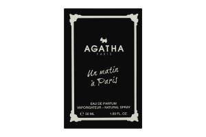 Agatha Un matin a Paris жін.п/вода 50мл
