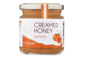 Крем-мед с абрикосами Nectar Senco с/б 200г