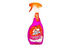 Средство для мытья стекол Лесные ягоды Mr.Muscle 500мл