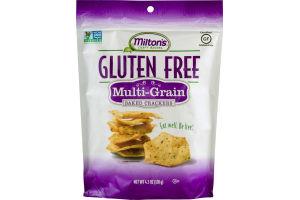 Milton's Craft Bakers Gluten Free Baked Crackers Multi-Grain