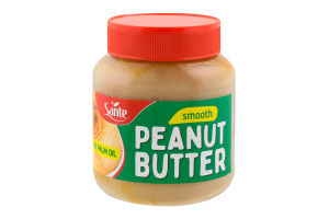 Масло арахісове Sante c/б 350г
