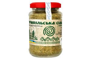 Смесь пряно-ароматическая зеленая Трипольская соль Kukhana с/б 160г
