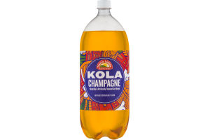 Tierra Latina Kola Champagne Soft Drink