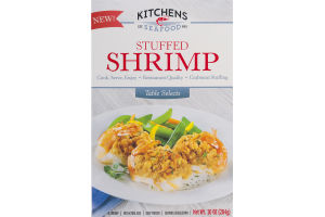 Kitchens Seafood Stuffed Shrimp - 4 CT